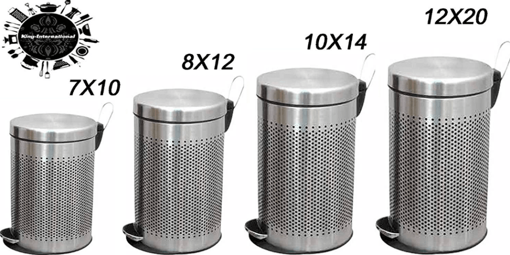 What Capacity For Your Kitchen Trash Cans