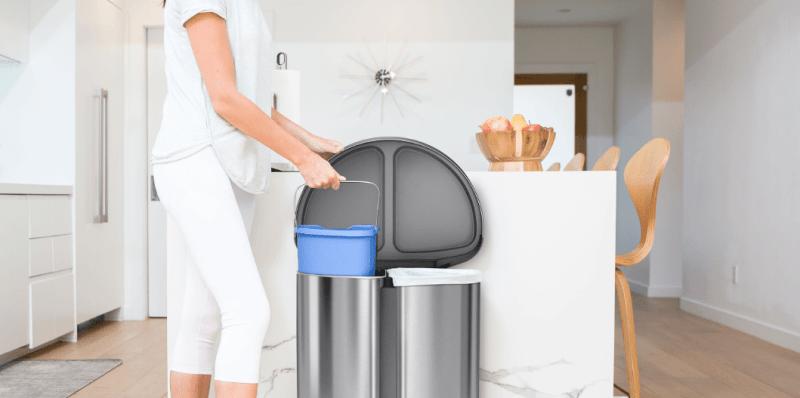 best kitchen trash can