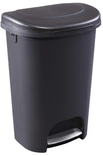 Rubbermaid 13 Gallon Step On Trash Can