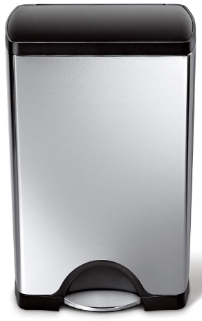 simplehuman trash can 10 gallon