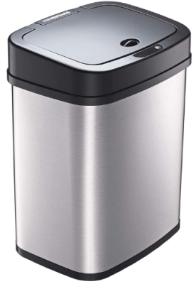 Automatic Infrared Motion Sensor Trash Can