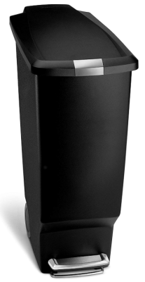 Plastic Kitchen Garbage Can