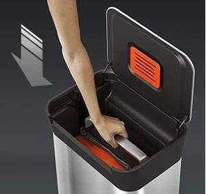 joseph joseph titan trash can compactor