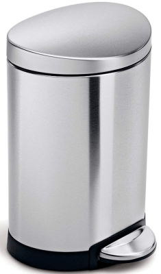 simplehuman cw1834, Brushed Stainless Steel