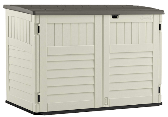 Best Outdoor Garbage Can Storage Sheds