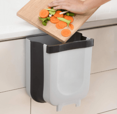 Hanging Kitchen Trash Can