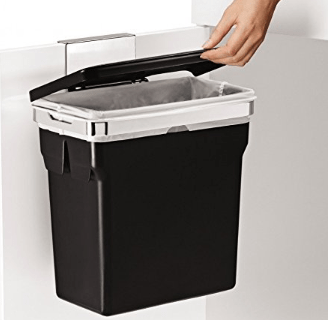 simplehuman Hanging Trash Can