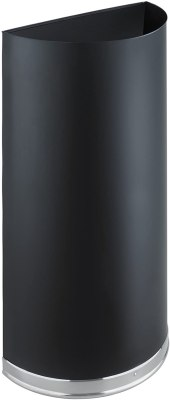 Safco Products Half Round Recycle/Trash Can