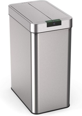trash can with motion sensor