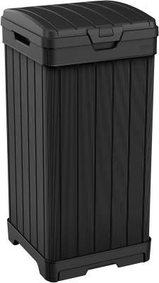 keter trash can
