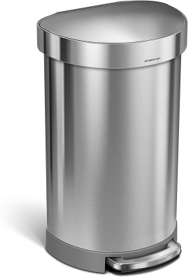 Airtight Trash Can