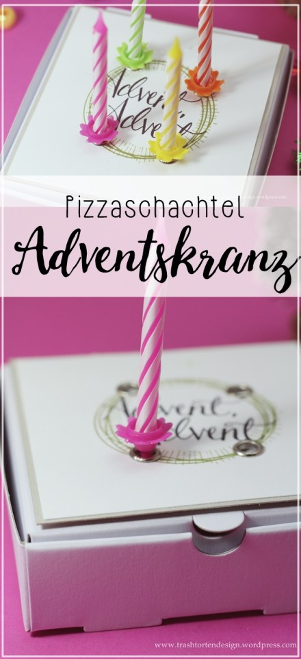 adventskranz_to go_Pizzaschachtel_mini_stampinup_cheers to the years