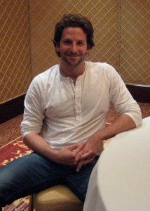 Bradley Cooper talks to trashwire.com