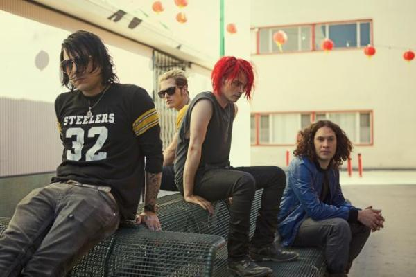 My Chemical Romance become The Fabulous Killjoys on new album (photo credit mychemicalromance.com)