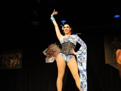 Manila Luzon takes the stage in Denver at the first show in the RuPaul's Drag Race tour