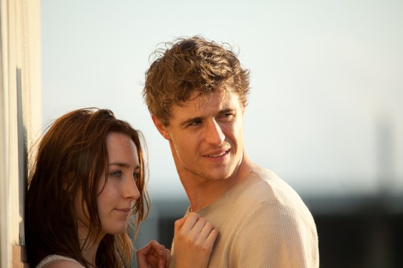Saoirse Ronan and Max Irons star in THE HOST