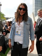 Zach McGowan at Comic Con 2013