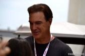 Patrick Warburton greets fans at Comic Con 2013