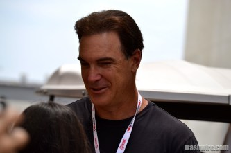 Patrick Warburton greets fans at Comic Con 2013