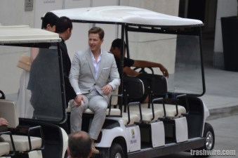 Josh Dallas at Comic Con 2013