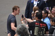 Michael Fassbender at Comic Con 2013