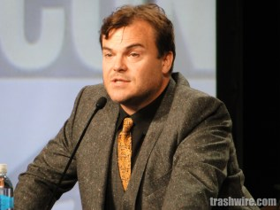 Jack Black at Comic Con 2014
