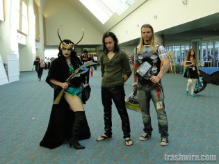 Cosplayers at Comic Con 2014