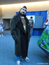 Silent Bob cosplay at Comic Con 2014