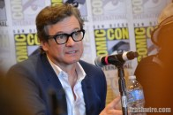 Colin Firth at Comic Con 2014