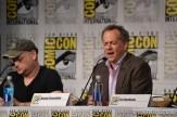 Gideon Raff and David Costabile at Comic Con 2014