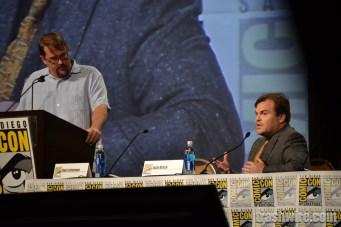 Jack Black to play RL Stine in Goosebumps - Comic Con 2014