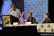 Goosebumps panel at Comic Con 2014