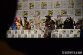 Goosebumps monsters at Comic Con 2014