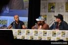 Keegan-Michael Key, Jordan Peele and Peter Atencio at the Key & Peele panel at Comic Con 2014
