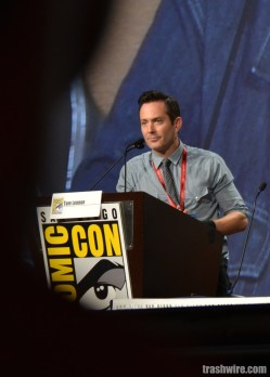 Thomas Lennon at the Key & Peele panel at Comic Con 2014