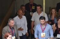 Keegan-Michael Key, Damon Wayans Jr and Rob Riggle at Comic Con 2014