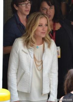 Christina Applegate at Comic Con 2014