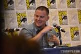 Channing Tatum at Comic Con 2014