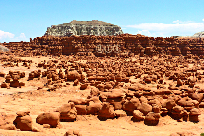 Goblin Valley, Observatory Point