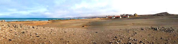 Cape Cross Skeleton Coast