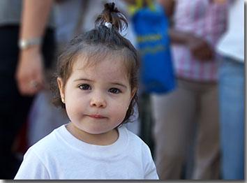 foto de nena