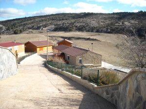 Complejo rural Teruel, cabañas