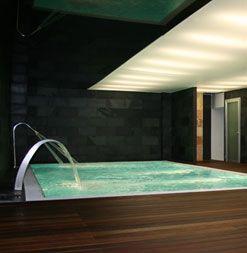 piscina de interior