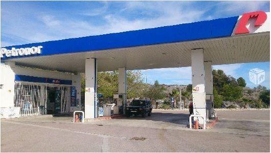 Gasolinera Murcia Autovía