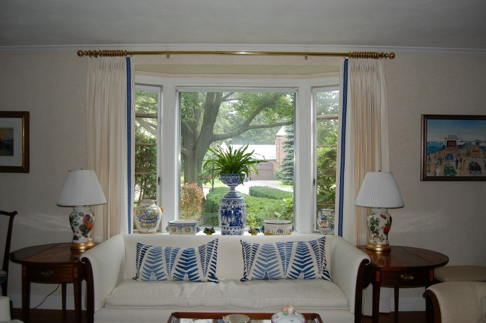 Image Result For Living Room Curtain Ideas For Bay Windows