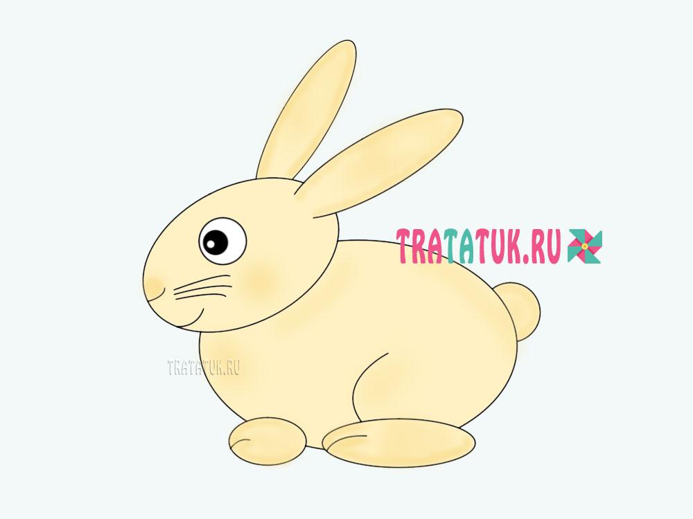 Sådan tegner du en Hare Fased