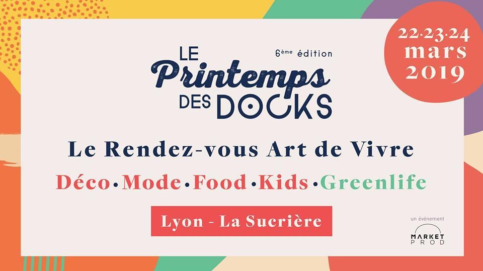 Le printemps des docks à Lyon la Sucrière