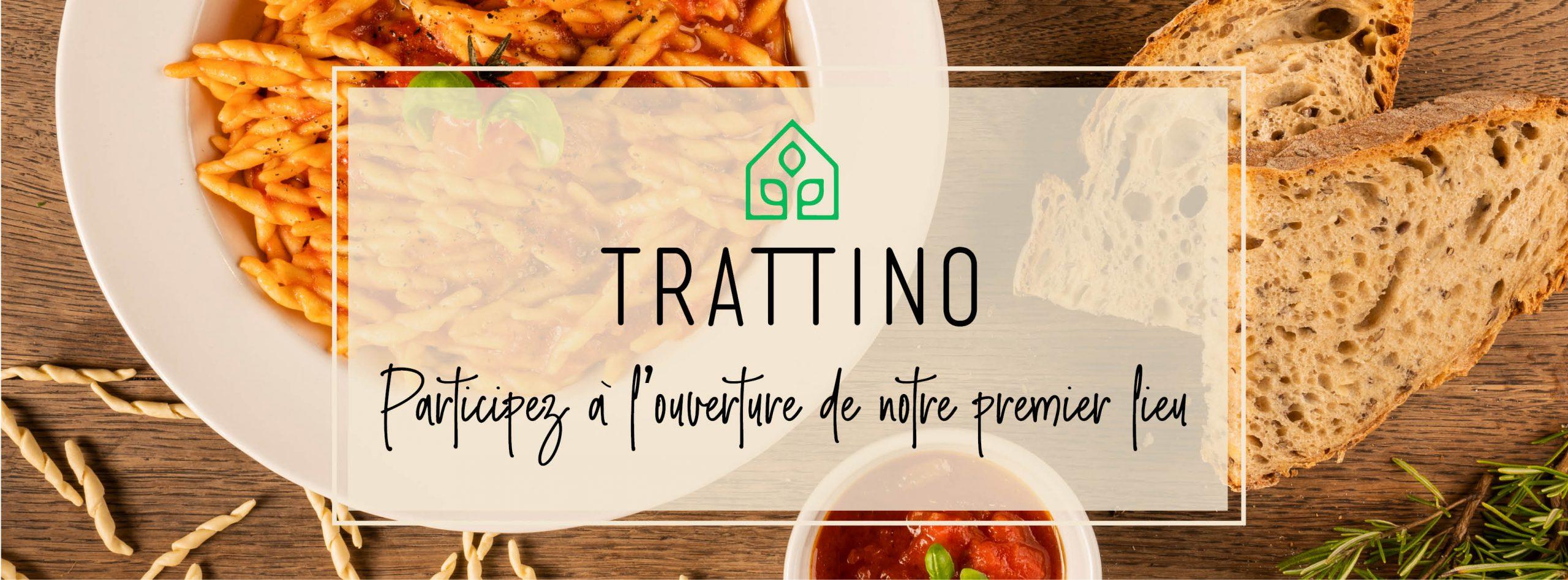 Trattino lance sa campagne  de financement participatif !