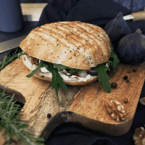 Focaccia Parmaschinken