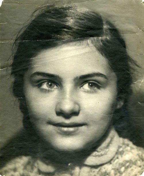 Ленинград, М. Посадская, 1940